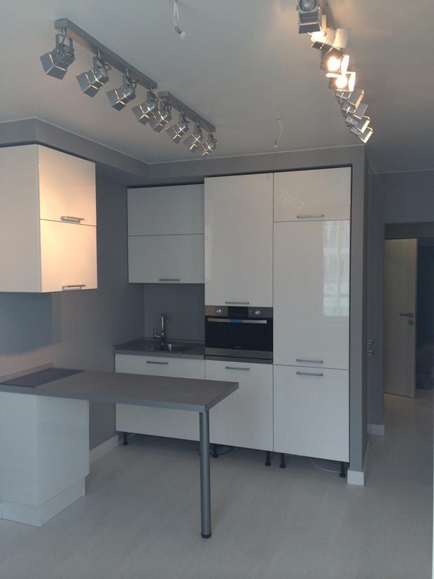 Дизайн интерьера 1-ком квартиры, гМосква – Дизайн