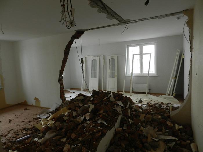 ремонт квартиры на Батурина 40