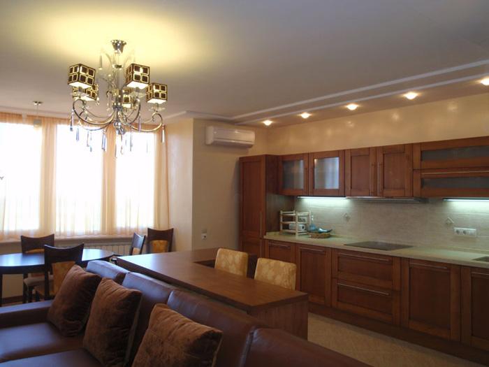 элитный ремонт и отделка квартиры на ул.Баумана